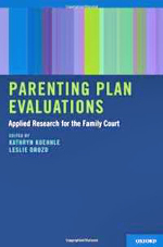 Parenting Plan Evaluations: Applied Research